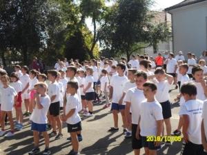 Egy kicsi mozgás mindenkinek kell - közösségi testmozgás - Beremend #4