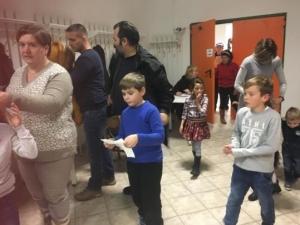 Kisgyermekes családok részére egészséges táplálkozás program - Beremend #6